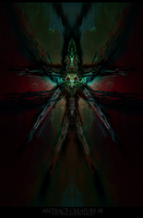 Abstract Creature - Collab by stinky666