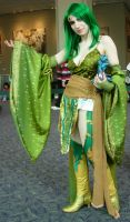 Rydia of the Mist by tender-sugar
