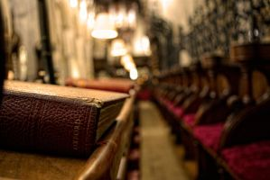 Oxford Church Book 1 by rayxearl