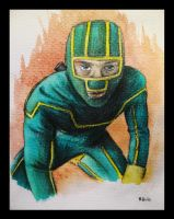Kick-Ass by purgatoryboy