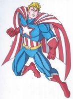 Superpatriot by RobertMacQuarrie1