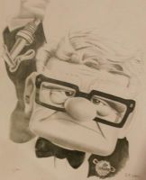 Mr. Fredrickson by SarahEleanor