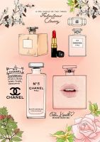 Chanel No.5 by PeterPan-Syndrome