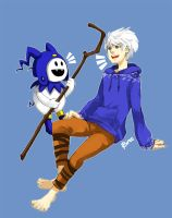 Jack Frost and Jack Frost by BEERINGS