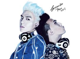 GD and T.O.P by CassPoon