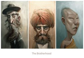 The Brotherhood by Bpacker