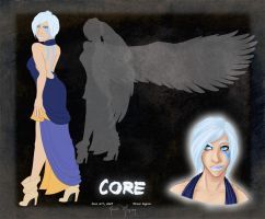 CoD - Core by leighanief