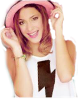 png de tini stoessel by viluytomas