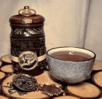 Valhallan Tanna Tea Caddy by JDAtrocityExhibition