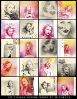 20 diana icons by Miss-Chili