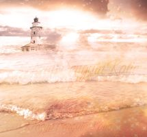 Lighthouse in my Dreams by KrazyPenguin