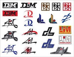 David Lim Logo Designs by dnewlenox