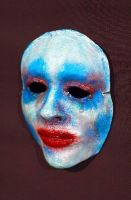 mask for water by velourvenus
