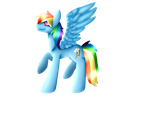 Rainbow Dash - Last One Standing //Shaded by LastbutnotAlise
