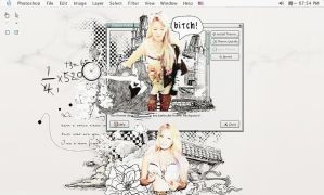 [Wallpaper] Hyoyeon 131016 by TrangMelody