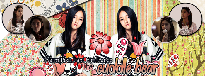 Kim Danee Cover/Header - For lil-CookieMonster by AimeeAnanda0615