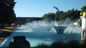 International Street Fountains @ Kings Island by CeroCraft