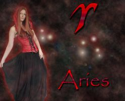 Aries by WiccanSilver