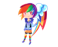 Rainbow Dash by Blaans
