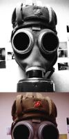 Soviet Mask by HeadUp1025