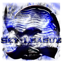 Sky League Roblox Logo by BCMmultimedia