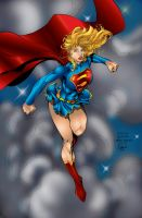 Supergirl - Kara Zor-El by TraitorLegion