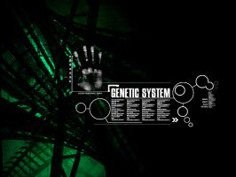Genetic System by Underworldsun