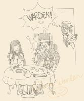 WARDEN CB by xTangerineS
