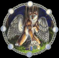Spirit Circle by Nashoba-Hostina