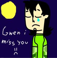 TDI-Gwen i miss you by scream1991