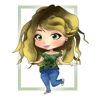 Me in chibi V2 by Mioukki