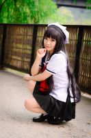 Tomoyo solo - 04 by MissAnsa