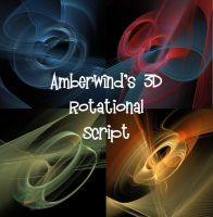 Amberwind's 3D Rotational Script by amberwind