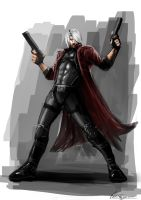 Dante Remake by helioart