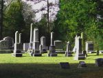 Unknown Grave Yard by Caven412