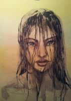 Wet Watercolor: experimental by dreamflux1