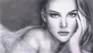 Natalie Portman by Painirl