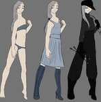 Aiisha's Clothing Reference by ANimeMOrganMAnga