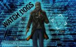 Watch Dogs code (blue version) by SkilideCZ
