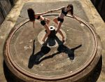 Taryn and Shae - circle 5 by wildplaces