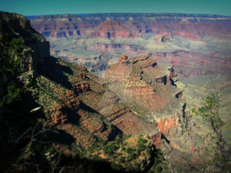 Grand Canyon South Rim 1 by firegrr1