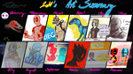 2014 Art Summary Meme by Tarka-r