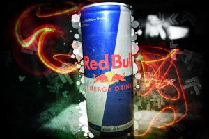 Red bull by mirerror