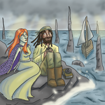 The Siren and the Sailor by Kelline