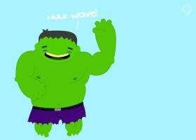 the hulkster by armadilloboy