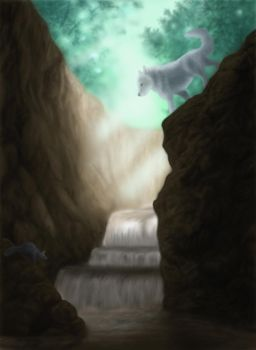 Wolf Gods: Well of Souls by MoonsongWolf