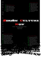 Design Culture Now by mykmykmyk