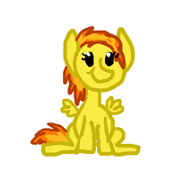 Filly Spitfire being adorable by MartyMurray
