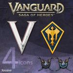 Vanguard Icons by XSV