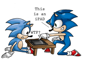 Sonic Generations Entry by Shinnoh